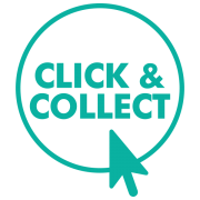 Click and collect logo